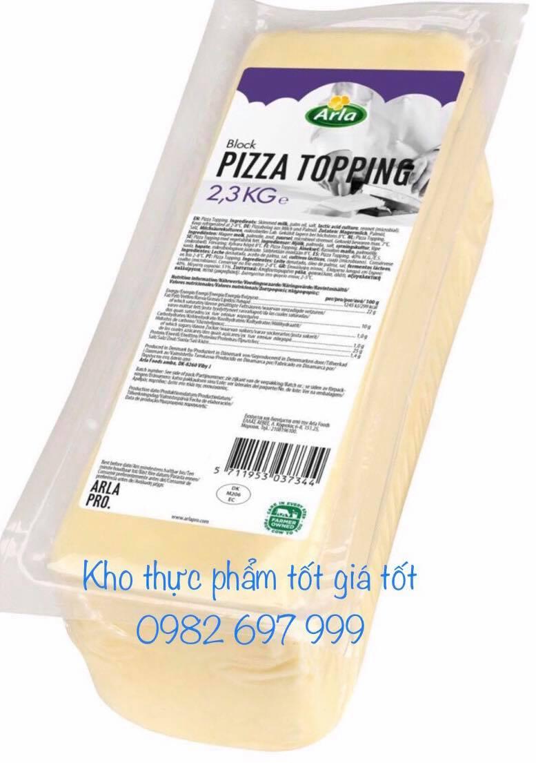 #Xảkho #Phomai #Pizzatopping #Arla