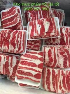 Thịt Bò Nhập Khẩu Mỹ St.Helens Beef