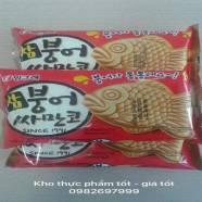 Kem cá Hàn Quốc Binggarae