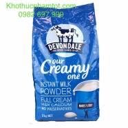 Sữa Tươi Dạng Bột Devondale Nguyên Kem