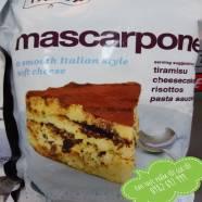 #Mascarpone Cheese hiệu TATUA 250g - 1kg