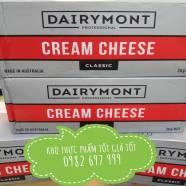 Phomai kem - Cream cheese Dairymont 2kg