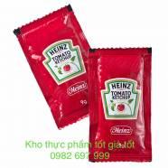 Tương cà chua Heinz dạng túi 9g - thùng 1000 gói
