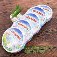 MILKANA 8 Creamy Processed Cheese Portions