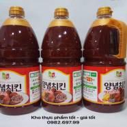 Sốt gà cay Hàn Quốc
