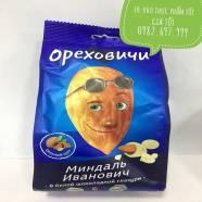 Kẹo Nga Sô cô la nhân hạnh nhân Invanovich Opexobuyu