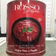 Cà chua đậm đặc – Tomato paste hiệu Rosso Gargano