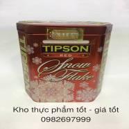 Trà nhúng Tipson Snow Flake hộp thiếc