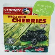 Mứt Cherries nhập khẩu nguyên túi từ Mỹ