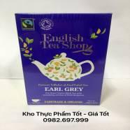Trà English Tea Shop Organic Earl Grey