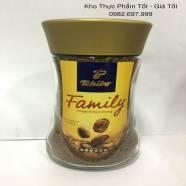 Cà phê hòa tan Tchibo Family