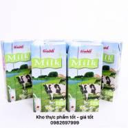 Sữa Frischli UHT semi skimmed 1.5%
