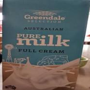 Sữa tươi Úc - Greendale