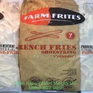 Khoai Hà Lan Farm Frites 2kg