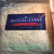 Phomai Mozzarella Royal Dam bào sợi