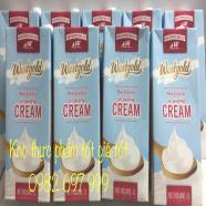 WHIPPING CREAM WEST GOLD